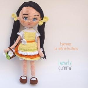 Doll Esperanza  - Muñeca Personalizable - Lovelygummy