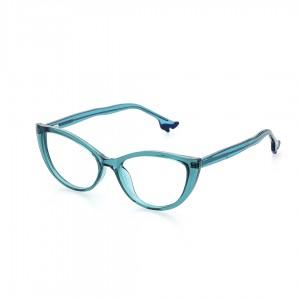 Lentes para dama con filtro de luz azul y antireflejo UV Catalina