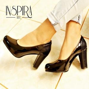 Zapatos de Vestir - Color Negro