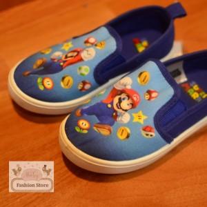Alpargatas Super Mario