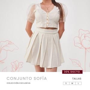 Conjunto Sofía