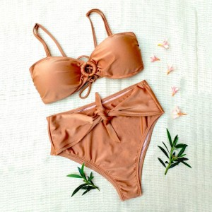 Bikini Aelia Dorado - Traje de baño