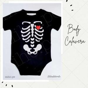 Body Esqueleto - Ropa para bebés de 0 a 24 meses