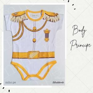 Body Príncipe - Ropa para bebés de 3 a 24 meses
