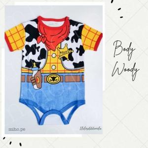 Body Woody - Ropa para bebés de 0 a 24 meses