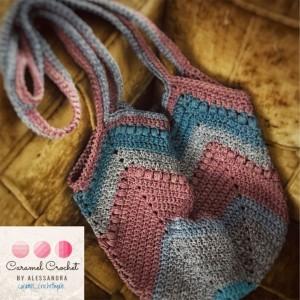 Bolso Multifuncional - Crochet
