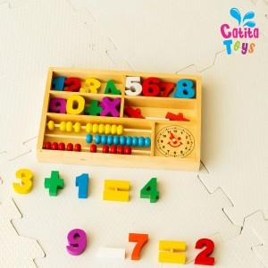 Cajita Matemática - Juguetes para niños