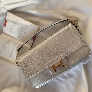 Cartera Luxu Silver