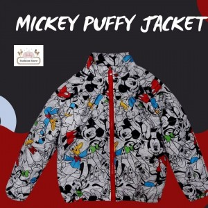CASACA MICKEY IMPERMEABLE - BABY FASHION STORE
