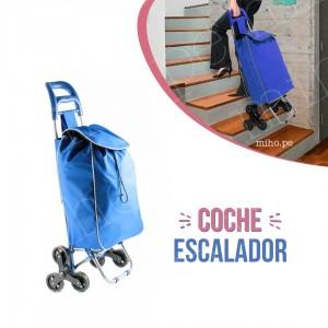 Coche Escalador Azul