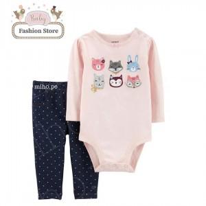 Conjunto 2 piezas Carters - Ropa para bebés de 12 a 24 meses