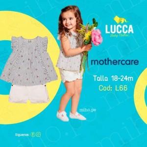Conjunto 2 Piezas - Blusa y short de vestir - Ropa para bebés