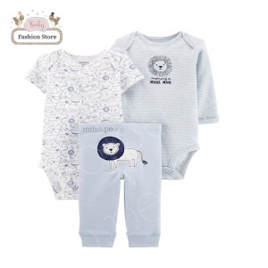 Set 3 piezas Leoncito Carters - Ropa para bebés de 18 a 24 meses
