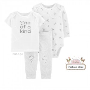 Set 3 piezas Ovejita Carters - Ropa para bebés de 18 a 24 meses