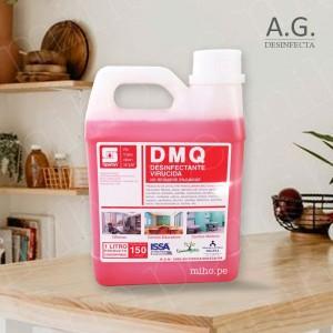 Desinfectante Virucida - Amonio Cuaternario de Quinta Generación