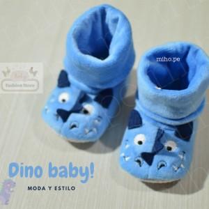 Botitas Dino Baby Antideslizantes - Ropa para bebés
