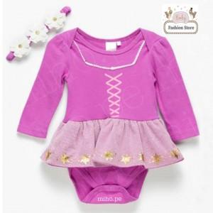 Disfraz Rapunzel - Ropa para bebés de 3 a 12 meses