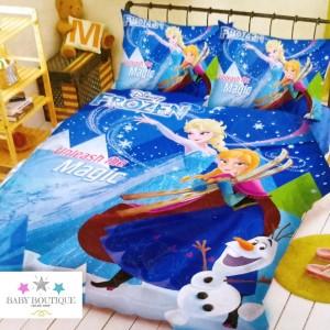 Set de Sábanas Frozen - Ropa de Cama - Decoración de Niñas