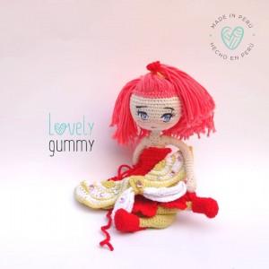 Hada Iris - Muñeca de Fantasía - Lovelygummy