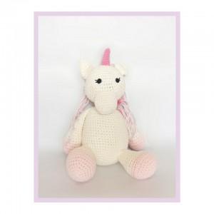 Unicornio Rose - Amigurumi Baby Oliver