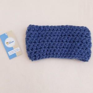Cuellito Azul Acero - Baby Oliver