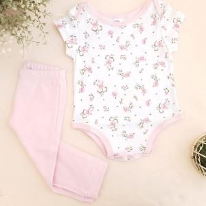 CONJUNTO FLOWERS - BABY OLIVER