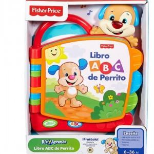 Libro ABC de Perrito Ríe y Aprende - BABY FASHION STORE