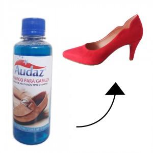 Shampoo para gamuza - Carteras, casacas o correas