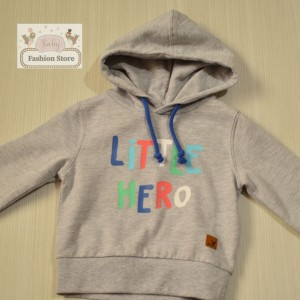 Polera para bebe niño Little Hero
