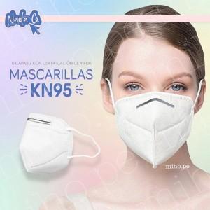 Mascarillas KN95 para Adultos