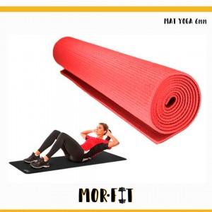 Mat Yoga de 6mm - Artículos de Gimnasio