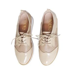 Zapatos oxfords para mujer Divine