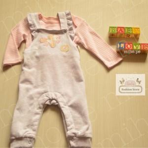 Overol Unicornio - Ropa para bebés de 6 a 9 meses