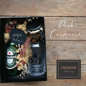 Pack Cervecero - Regalo Ideal
