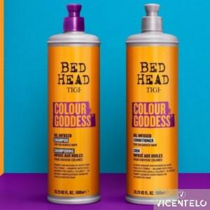 Shampoo - PACK DUO COLOUR GOODESS 970 ML