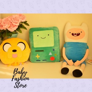 Peluches  Adventure Time Coleccion - BABY FASHION STORE