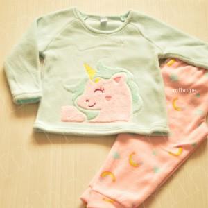 Pijama Unicornio - Ropa para bebés - Talla 2