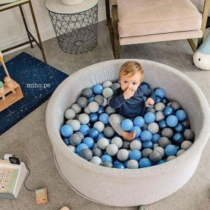 Piscina de pelotas para niños - Variedad de colores