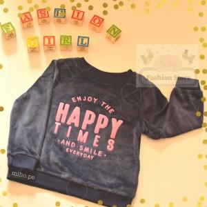 Polera Happy Times - Ropa para bebés de 9 a 18 meses