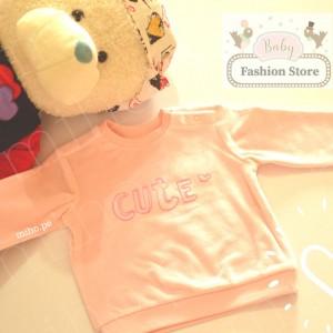 Polera Cute - Ropa para bebés - Ropa para bebés de 9 a 24 meses