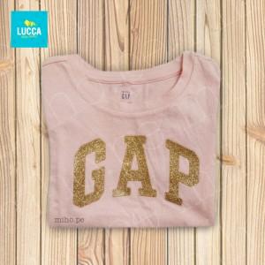 Polo manga corta rosa GAP - Atuendo Sport - Ropa para niñas de 18 a 24 meses