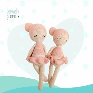 Sere - Muñeca de Apego Algodón Pima - Lovelygummy