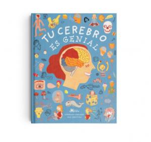 Libro Tu Cerebro es Genial - Niños de 8 años a más