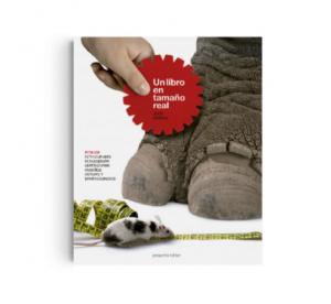 Libro Un libro en tamaño real - Libro premiado - Descubre