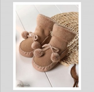 Zapamedia - Botas bebé