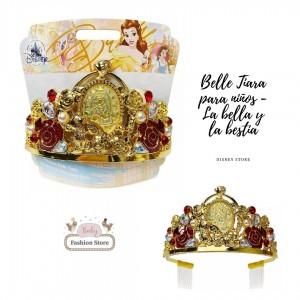 Belle Tiara para niños - La bella y la bestia