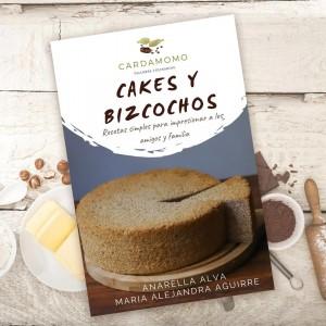 Recetario de Cakes y Bizcochos - Recetas Confiables y Seguras