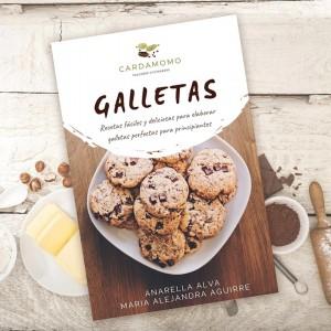 Recetas de Galletas - Perfectas y ricas - Formato Digital