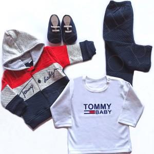Conjunto Tommy Baby - Ropa de bebé