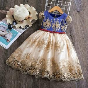 Vestido Blanca Nieves - Talla 6